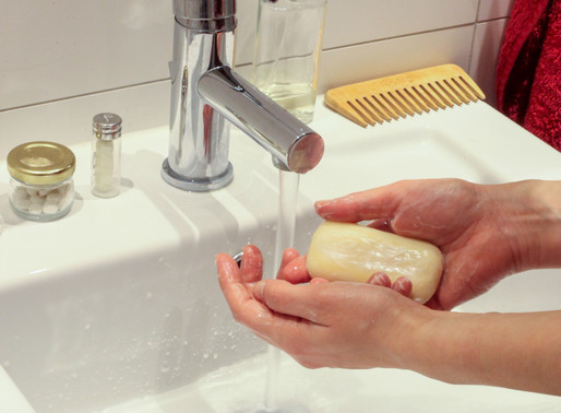 Why We Wash Our Hands