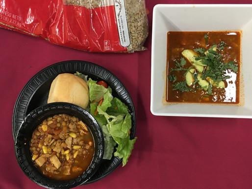 SW Chicken Lentil Soup