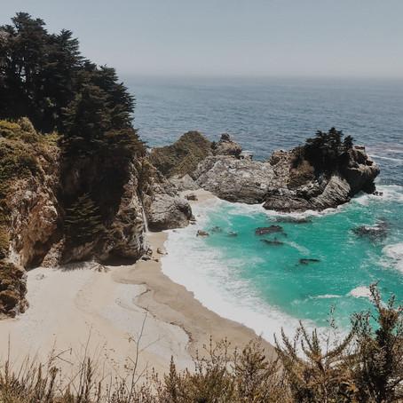 Big Sur + San Fran + Monterey