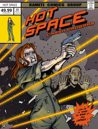 Hot Space tome 2 : Ignition !