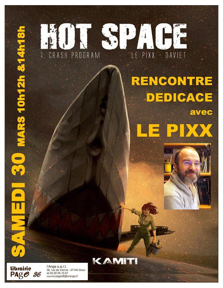 Hot Space : Rendez-vous à Gisors