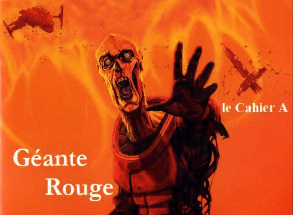Interview pour Géante Rouge n°26
