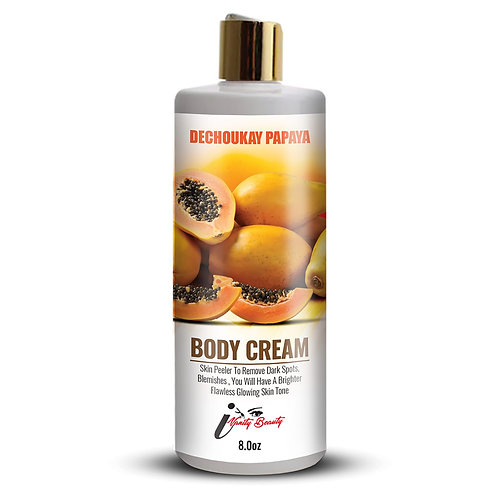 DECHOUKAY PAPAYA REGULAR Body cream