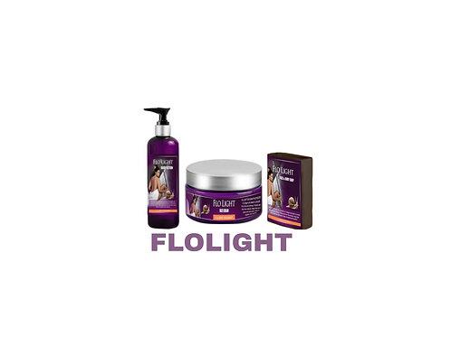 Flolight skin clear