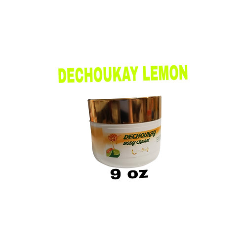 DECHOUKAY BODY CREAM SKIN PEELER