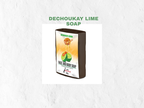DECHOUKAY  REGULAR LEMON SOAP