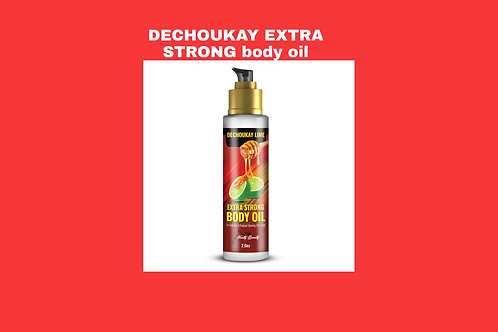 DECHOUKAY EXTRA STRONG BODY OIL 9