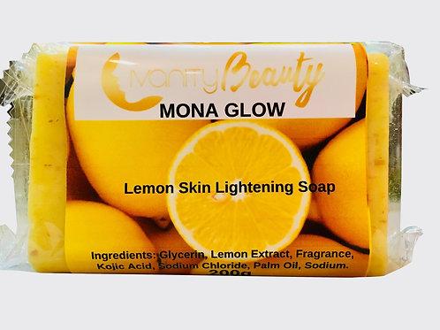 Lemon Exfoliating Lightening Soap