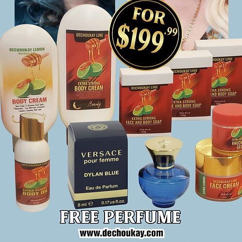 DECHOUKAY EXTRA LEMON SPECIAL WITH FREE GIFT