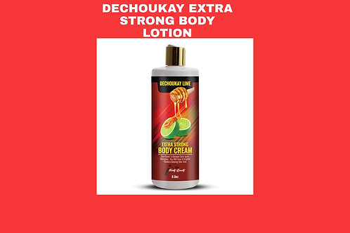 DECHOUKAY EXTRA STRONG BODY LOTION