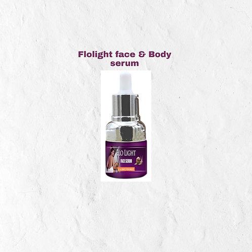 FLOLIGHT FACE & BODY SERUM
