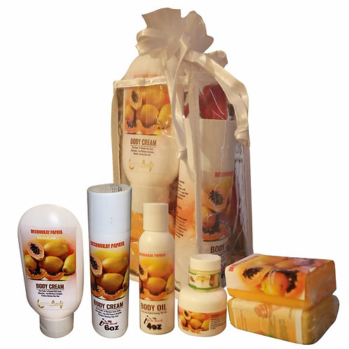 DECHOUKAY PAPAYA THANKSGIVING PACKAGE