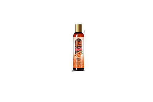 CARROT PLUS FACE AND BODY OIL