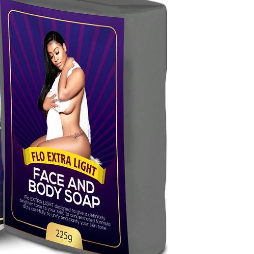 FLO EXTRA LIGHT SOAP