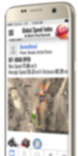 Global Speed Index Action Screen Off-Road Android