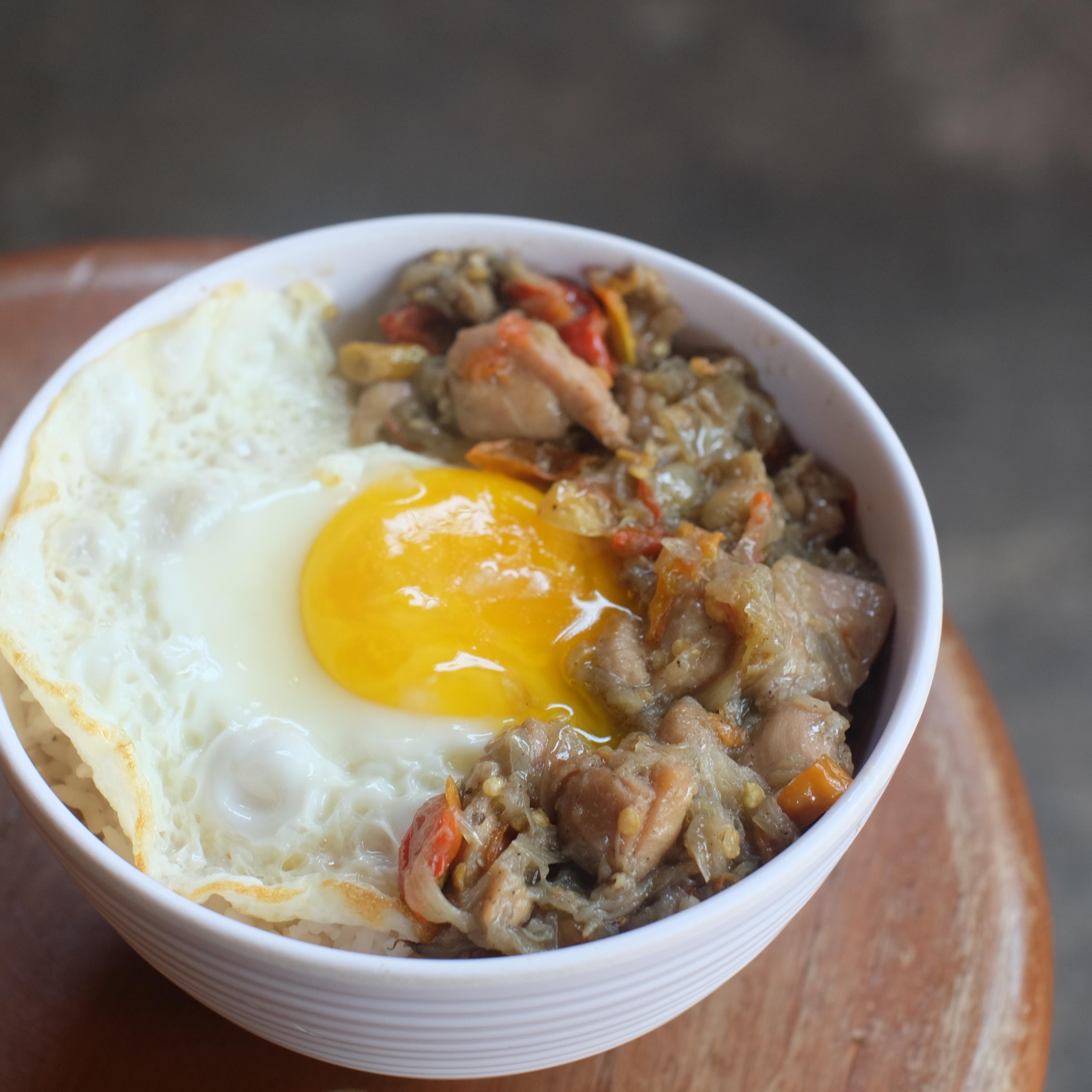Nasi Chicken Chilli (CICI)