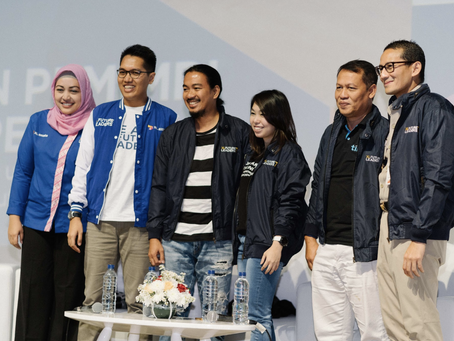 """YOUTH #TOWNHALJKT: """"XPLORE YOUR BUSINESS WITH CREATIVITY"""""""
