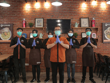 Bocoran 5 Strategi Bakso Boedjangan Hadapi Pandemi Virus Covid-19