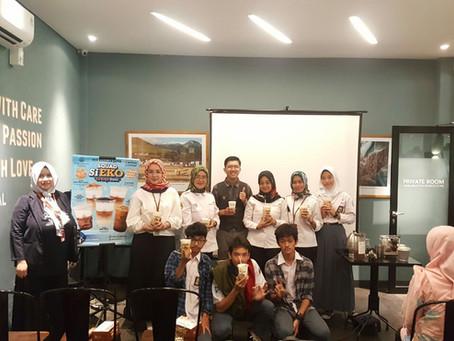 Serentak!! Upnormal Rayakan Hari Kopi Nasional di 30 Gerai Se-Indonesia
