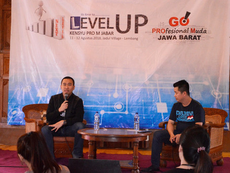 KENSYU PRO-M JABAR 2018: IT'S TIME TO LEVEL UP WITH CRP GROUP
