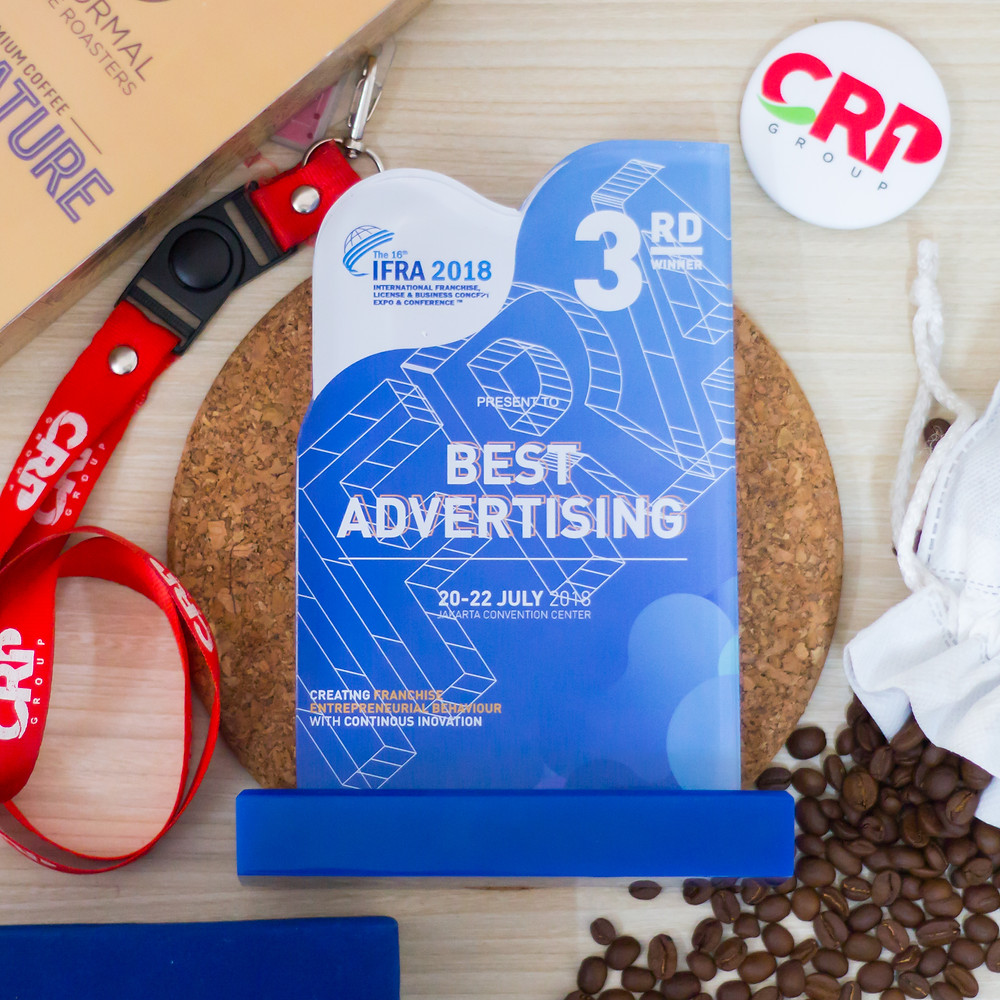 Best Advertising CRP Group IFRA 2018