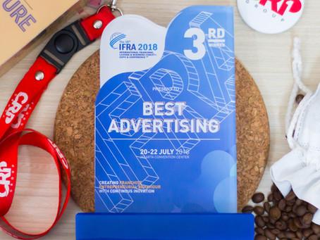 BEST ADVERTISING IFRA 2018
