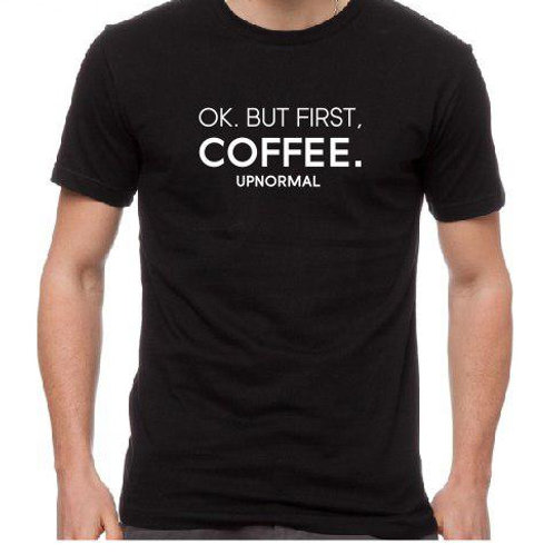 OK! But First Coffee