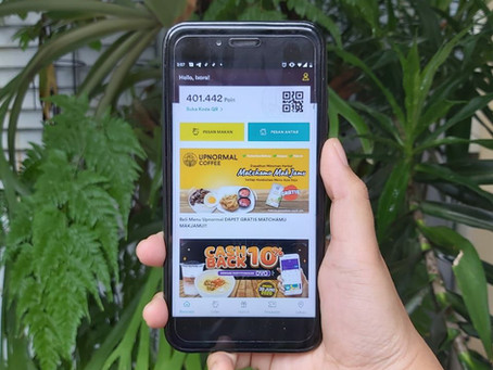 Tutup Layanan Dine-In, Upnormal Hadirkan Fitur Pesan-Antar pada Upnormal App