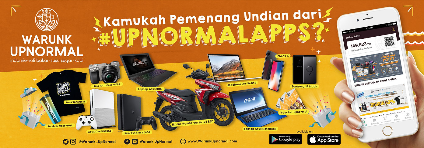 Warunk Upnormal - Winner Upnormal Apps -