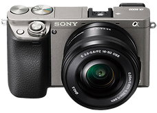 Sony Mirrorless A6000 Grey.png