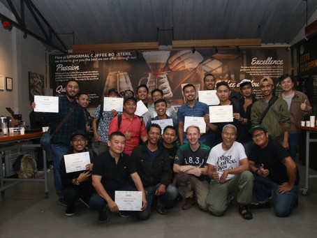 BEKRAF X Upnormal : Indonesia Coffee Promotion 2018