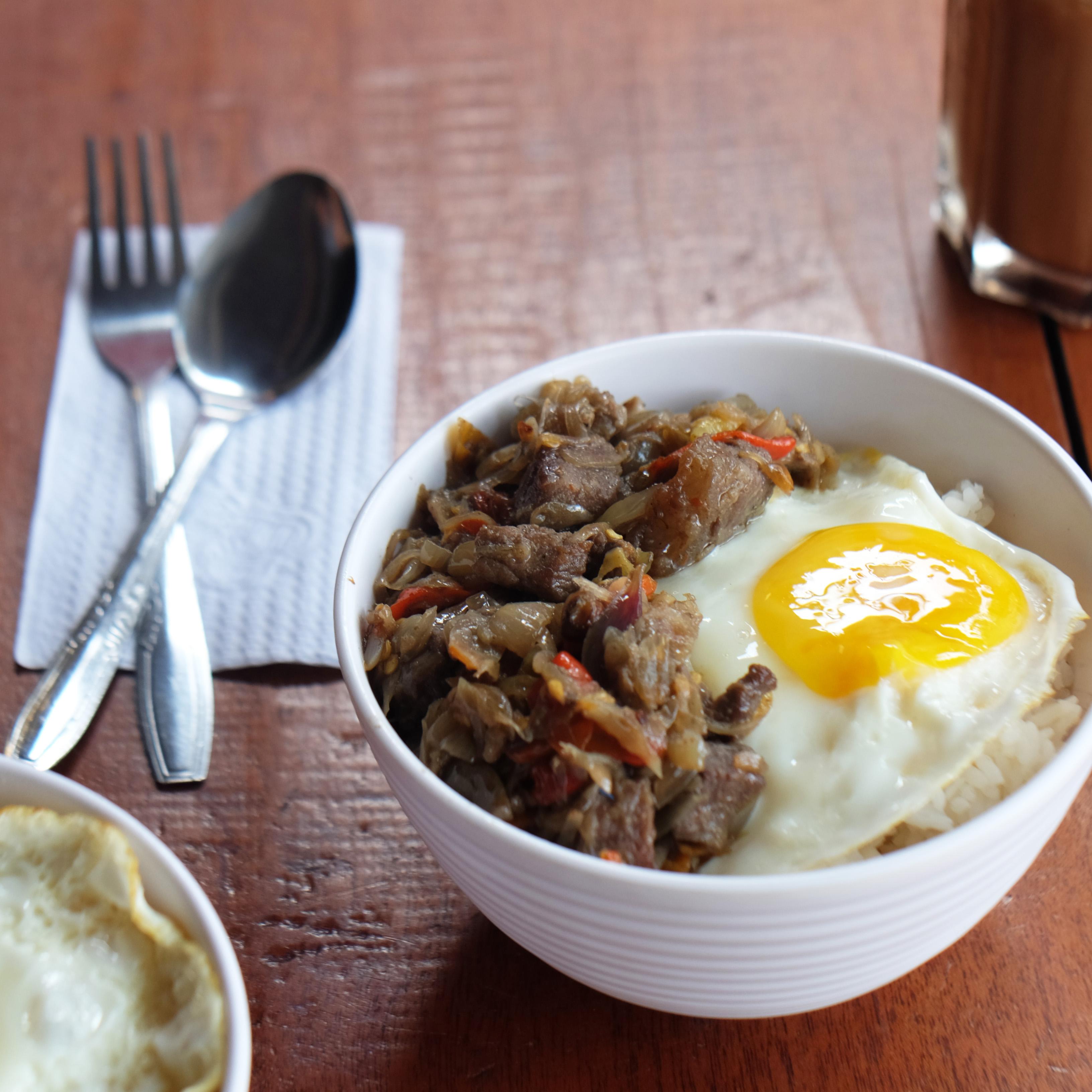 Nasi Beef Chilli (CIBI)