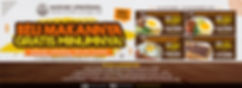 Promo Buy1Get1 Free Warunk Kelapa Gading