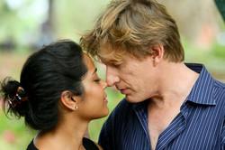 Robert and Maya