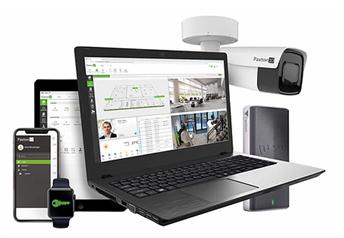 Paxton10 - Webbased software - Beheer camerabeelden en toegangscontrole