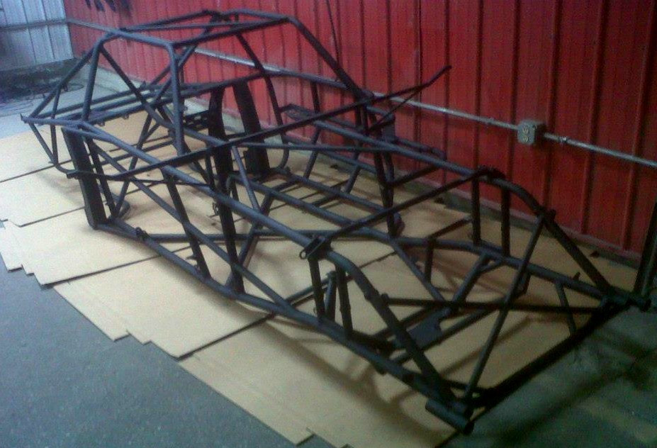 Rracing Frames