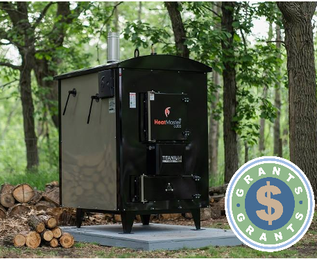 Outdoor Wood Stove Grants
