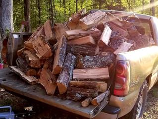 Green Wood vs. Dry Wood