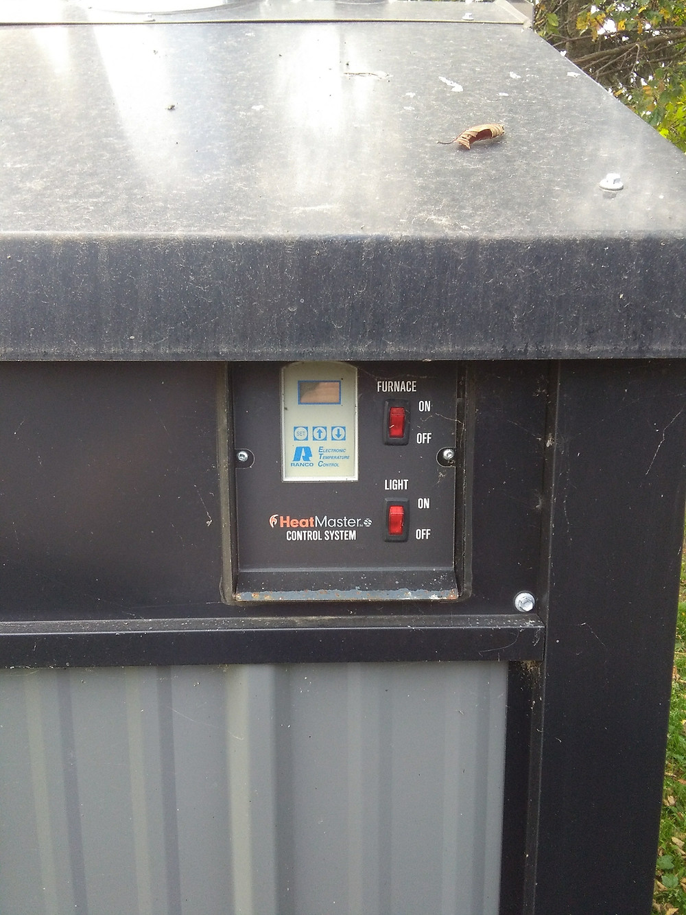 Used HeatMaster Outdoor Wood Furnace