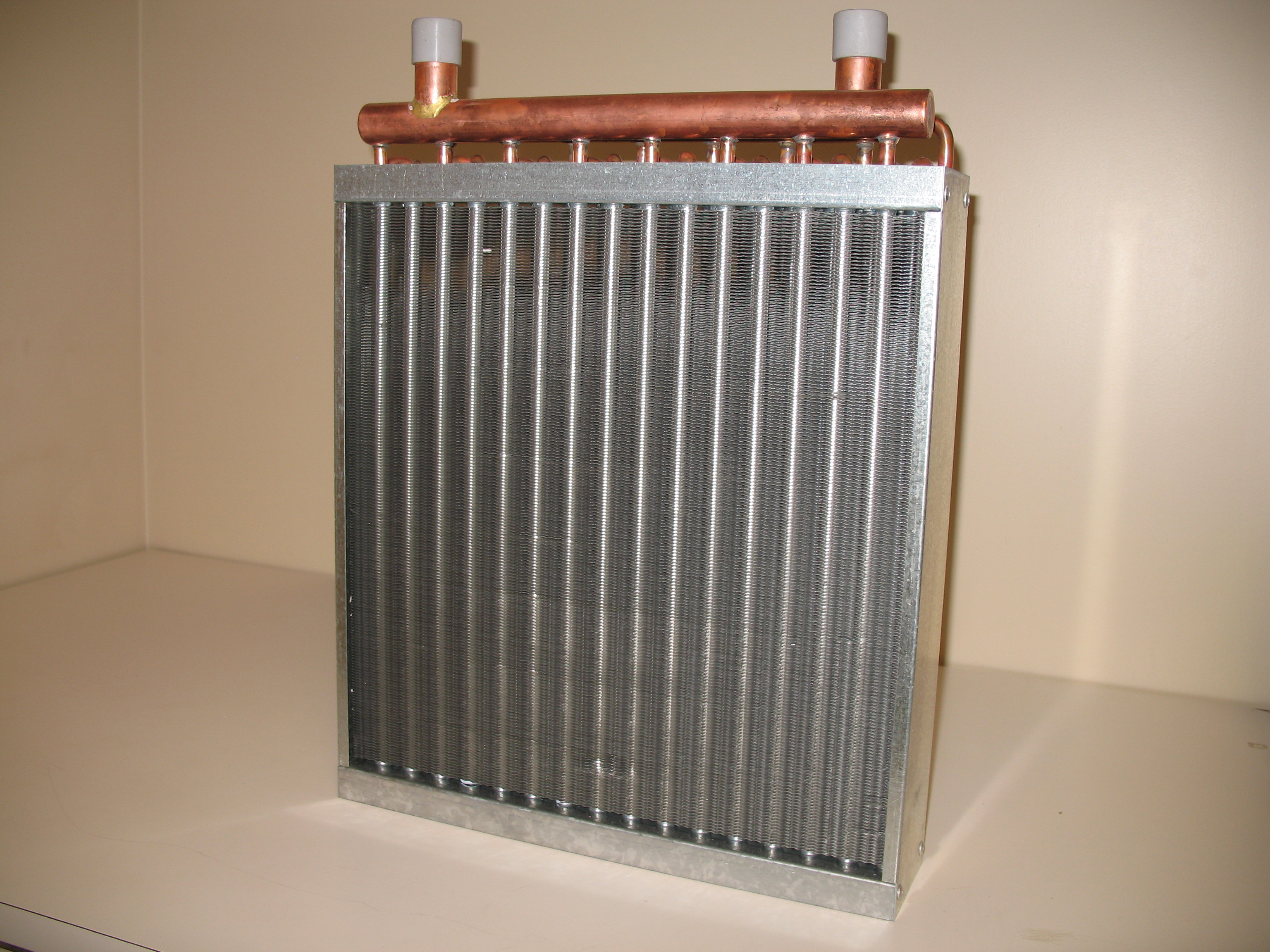 Water To Water Heat Exchangers
