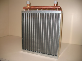 Outdoor Furnace Boiler Heat Exchangers - Water to Water and Water to Air