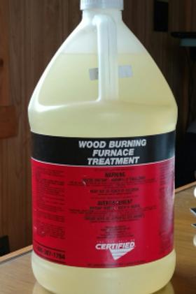 Water Treatment (4 Gallons) - HeatMaster Certified Boiler Treatment