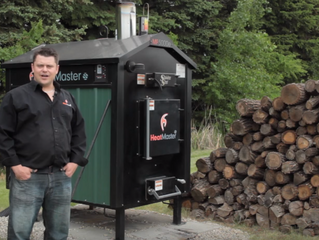 Shutting Down Your Outdoor Furnace For The Summer