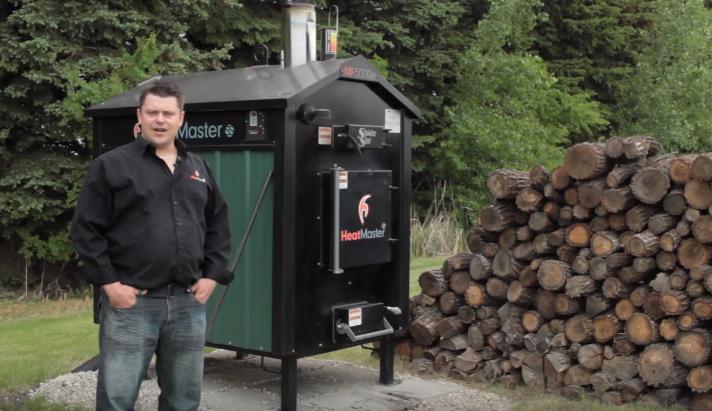 Shut Down Outdoor Boiler Summer
