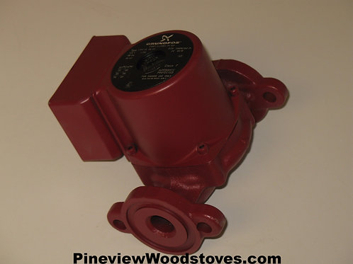 Outdoor Boiler Pump: Grundfos UPS15-58FC