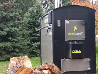Why Choose A Heatmaster Outdoor Boiler?