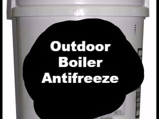 Outdoor Boiler Antifreeze