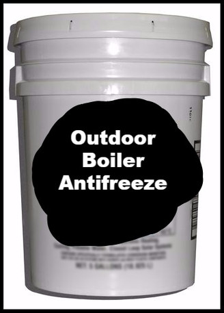 Outdoor Boiler Antifreeze