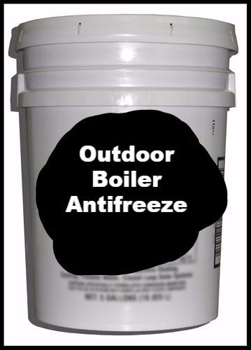 Outdoor Wood Boiler Antifreeze