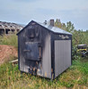 Used Crown Royal 7400 Outdoor Wood Furnace